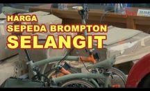 Alasan Sepeda Brompton Jadi Barang Mewah