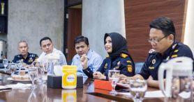 Tingkatkan Pengawasan, Bea Cukai Soekarno-Hatta Bersinergi dengan Kemenlu