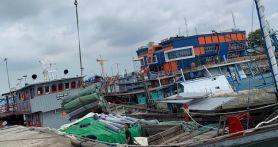 Gelar Penindakan di Tengah Pandemi Corona, Bea Cukai Amankan KM Silvi Jaya