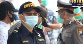Bea Cukai Parepare Tingkatkan Pengawasan di Pelabuhan