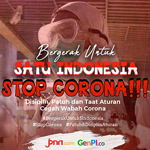 Satu Indonesia Stop Corona
