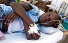 Kolera Terus Cabut Nyawa Warga Haiti - JPNN.com