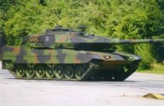 Curiga Ada Calo Tank Leopard - JPNN.com