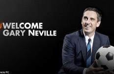 Tolak Tawaran 15 Juta Pounds, Nevile Setuju Latih Valencia - JPNN.com