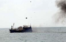 Lanal Lhokseumawe Laksanakan SAR Kapal Hilang - JPNN.com