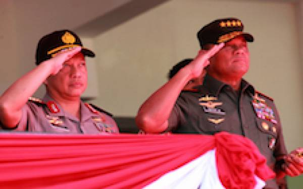 Besok, Panglima dan Kapolri Gelar Pasukan Pengamanan 4 November - JPNN.com
