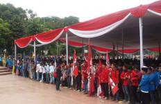 Ribuan Mahasiswa Komitmen Kawal NKRI dan Merawat Kebhinekaan - JPNN.com