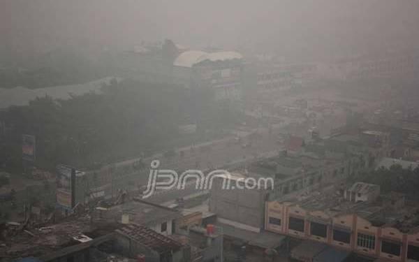 Kualitas Udara di Jakarta Buruk, Bagaimana Kondisi di Bekasi? - JPNN.com