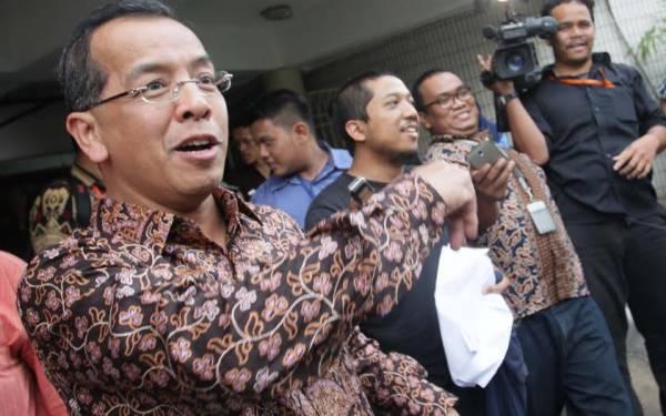 Soetikno Diperiksa KPK untuk Tersangka Emirsyah Satar - JPNN.com