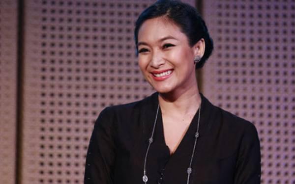 Maia Estianty Nikah, Happy Salma: Saya Bahagia Untuknya - JPNN.com
