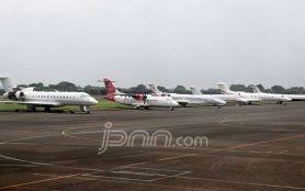 Jarak Pandang Terbatas, Sejumlah Bandara di Kalimantan dan Sumatera Keluarkan Notam Penerbangan - JPNN.com