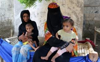 Astaga! Korban Perang Yaman Diserang Kolera - JPNN.com