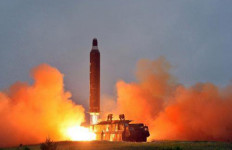 Korut Semakin Songong, Tembakkan Rudal ke Arah Jepang Lagi - JPNN.com