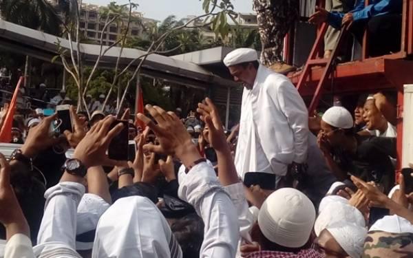 Habib Rizieq Dijemput setelah 11 Agustus, Dana Sudah Siap - JPNN.com