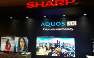 Sharp Indonesia Jual TV Seharga Mobil - JPNN.com