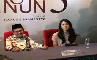 Maudy Ayunda Bikin Keluarga Besar Habibie Terharu - JPNN.com