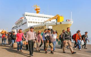 Hingga H+10 Lebaran, Jumlah Penumpang Angkutan Laut Capai 1.700.205 Orang - JPNN.com