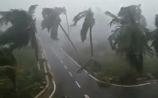 Badai Muson Renggut 50 Nyawa di Asia Selatan - JPNN.com
