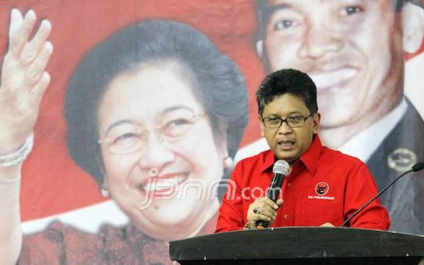 Gembleng Kader Banteng di Aceh, Sekjen PDIP Berorasi soal Bakar Kemenyan dan Kerja Keras - JPNN.com