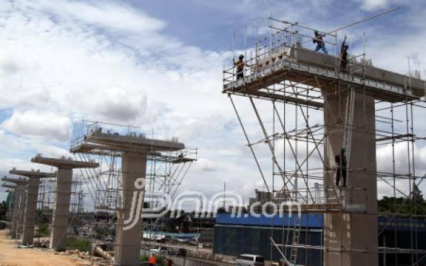 Akhir Oktober 2019, LRT Cawang-Cibubur Dipastikan Beroperasi Komersil - JPNN.com