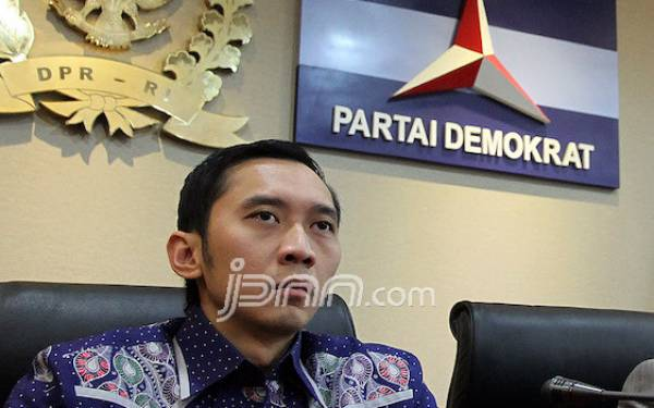 Sinyal Demokrat untuk Presiden Jokowi Lewat Pidato Ibas - JPNN.com