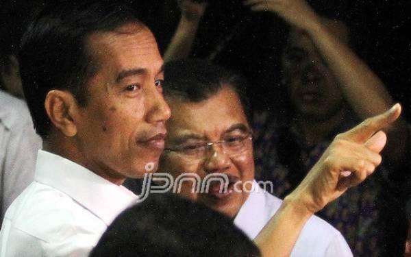 Presiden Jokowi Datangi Pak JK untuk Berbicara Agak Lama - JPNN.com