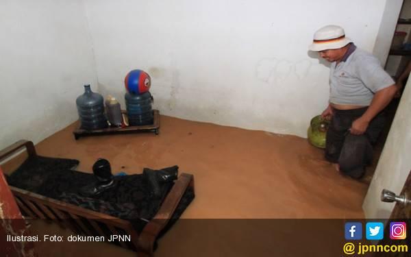 Lebaran, Ratusan Rumah di Bengkulu Terendam Banjir - JPNN.com