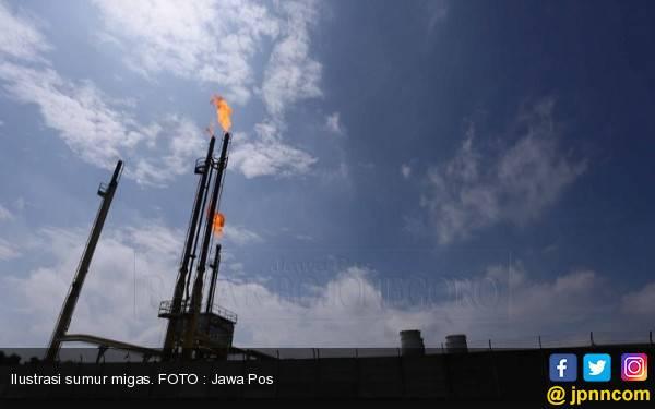 Produksi Lapangan Jangkrik Melimpah, 2019 Setop Impor LNG - JPNN.com