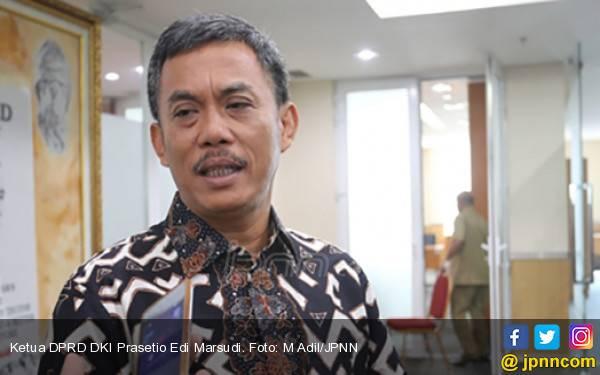 RAPBD Rp 77,11 T Dapat Lampu Hijau, Anies Puji Ketua DPRD - JPNN.com