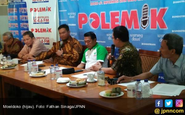 Pabrik PT IBU Digerebek, Moeldoko: Masih Banyak Mafia Pangan - JPNN.com