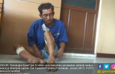 Maling Kambuhan Ditembak Polisi, Tatapannya Tajam Banget - JPNN.com