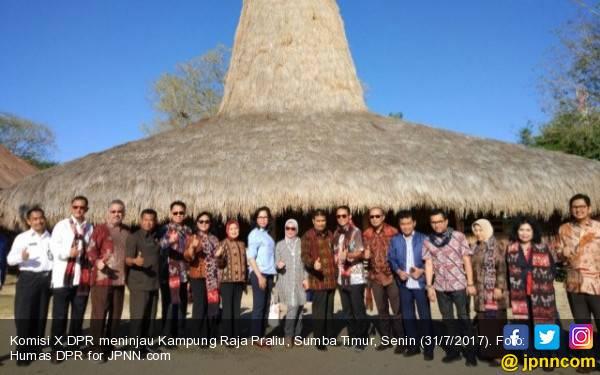 Komisi X DPR Sayangkan Pariwisata Sumba Belum Terpublikasi - JPNN.com