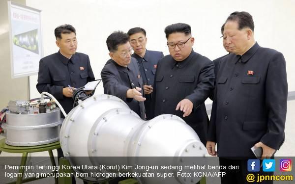 Kim Jong Un Pastikan Ambisi Nuklir Korut sudah Tamat - JPNN.com