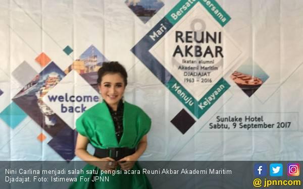 Reuni Akbar Akademi Maritim Djadajat Seru Banget - JPNN.com