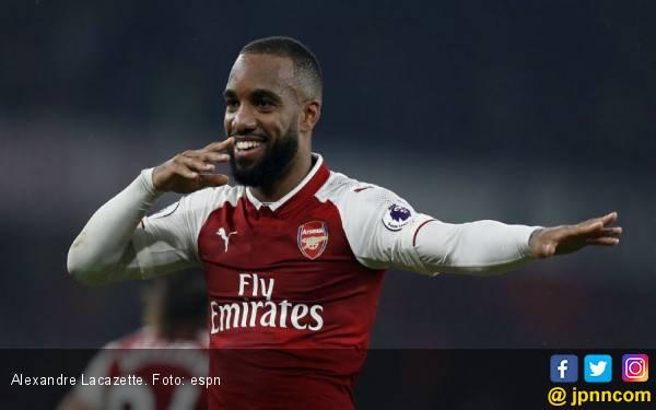 Kabar Tak Elok Buat Fan Arsenal soal Alexandre Lacazette - JPNN.com