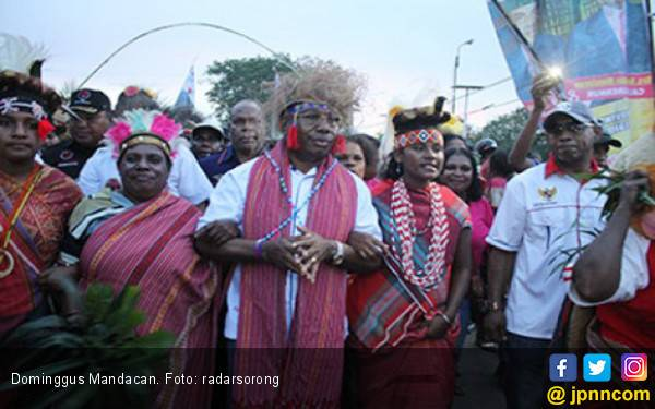 Gubernur Papua Barat Sebut Wawali Kota Malang Pemicu Kerusuhan - JPNN.com
