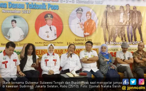 Setelah 20 Tahun Menunggu, Slank Akhirnya Manggung di Poso - JPNN.com