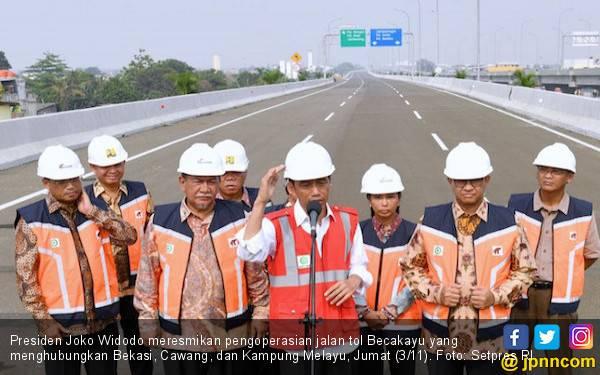 Tol Becakayu Gairahkan Properti di Bekasi - JPNN.com