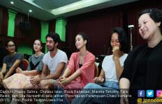 Reza Rahadian, Chairil Anwar dan Empat Perempuan Cantik - JPNN.com