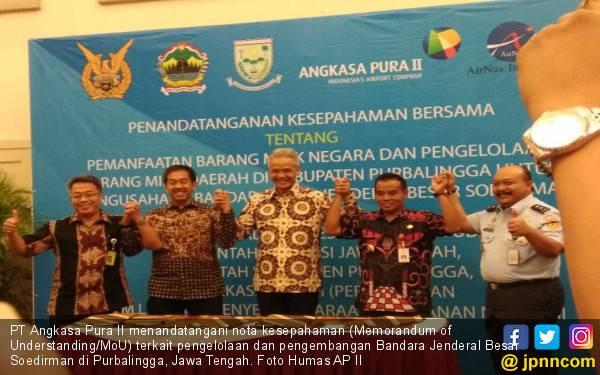 Bangun Bandara Jenderal Besar Soedirman, AP II Siapkan Rp500 Miliar untuk Tahap I - JPNN.com