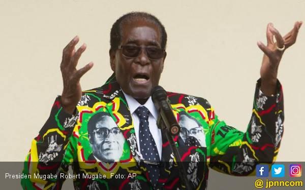 Mantan Diktator Zimbabwe Robert Mugabe Meninggal Dunia - JPNN.com
