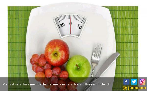 Konsumsi Serat Usai Lebaran Bisa Bantu Turunkan Berat Badan - JPNN.com