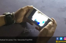 Rifki Ditangkap Polisi Lantaran Sebar Foto Panas Sang Kekasih di Medsos - JPNN.com