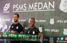 Lihat, Inilah Pemain Asing Hasil Rekrutan PSMS Medan - JPNN.com