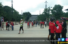Calo Tiket Bertebaran Jelang Laga Indonesia vs Islandia - JPNN.com