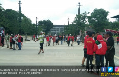 Timnas Indonesia vs Islandia: Masih Ada 10 Ribu Lembar Tiket - JPNN.com
