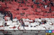 Usai Laga Indonesia vs Islandia, Kursi SUGBK Rusak, Viral! - JPNN.com