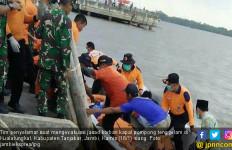 Jasad Haryadi Korban Pompong Tenggelam Ditemukan Mengapung - JPNN.com