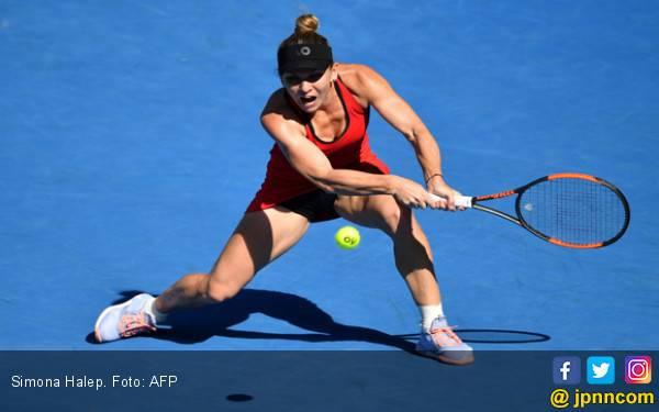 Ketat! Simona Halep Ciptakan Final Idaman di Australian Open - JPNN.com