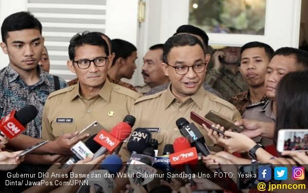 Anies Diminta Perbaiki Fasilitas Samsat dan Benahi Jalan - JPNN.com
